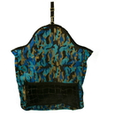 Intrepid International Bag Hay W/ Hay Net Front Blue Camo, 1666CB