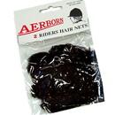 Aerborn Hairnets Aerborn Hair Net - Black Heavy Wt.