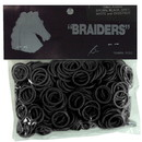 Intrepid International Braid Bands - Black