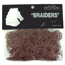 Intrepid International Braid Bands - Brown