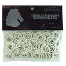Intrepid International Braid Bands - White