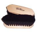 Tailwrap Professional Wooden Block Horse Hair Brush - Lg
