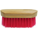 Intrepid International Pony Brush - Red