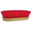 Intrepid International Bedford Brush - Red