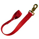 Intrepid International Bucket Snap Strap Red