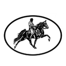 Intrepid International Decal - Walking Horse