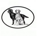 Intrepid International Dog Decal - Labrador Retriever