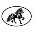 Intrepid International Decal - Friesian