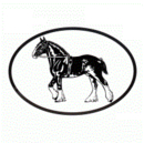 Intrepid International Decal - Clydesdale