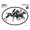Intrepid International Decal - Polo Players