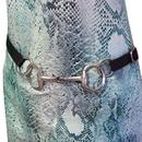 Intrepid International Leather Snaffle Bit Belt