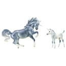 Breyer Cascade And Caspian Unicorn Mare And Foal Set 2019