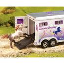 Breyer Breyer Stablemate Horse Crazy Truck & Trailer