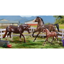 Breyer Classic Pony Power 3 Pc Set