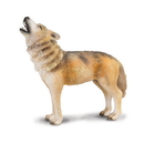 Breyer Corral Pals Timber Wolf Howling
