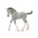 Breyer Corral Pals Grey Shire Foal