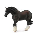 Breyer Corral Pals Black Shire Mare