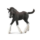 Breyer Corral Pals Black Shire Foal