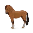 Breyer Corral Pals Red Dunn Campolina Stallion