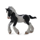 Breyer Corral Pals Black and White Piebald Gypsy Foal
