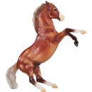 Breyer 2019 Classic Silver Bay Rearing Mustang