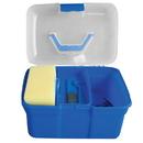 Intrepid International Junior Grooming Kit 8 Piece Blue