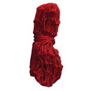 Intrepid International Poly Hay Net With Small Feed Holes-Red