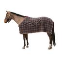 High Spirit Wool Day Sheet Plaid