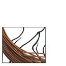 Braideez Wire Braiding Bands Brown