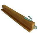 Intrepid International Portable Wooden Saddle Rack
