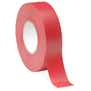 Intrepid International PVC Tape - Red