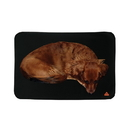Dog Pad Thermafur Fleece Black 32