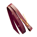 Tory Leather Tie Strap 1 3/4