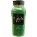 Twinkle Glitter Twinkle Toes Satin Hoof Polish Green