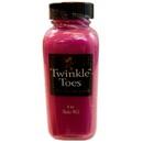 Twinkle Glitter Twinkle Toes Satin Hoof Polish Pink