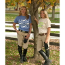 Intrepid International WOW Ladies Level One Riding Breech Beige