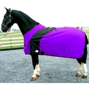 Fortex Exselle Prima Blanket-Purple with Black