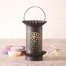 Irvin's Tinware 541CKB Mini Wax Warmer with Chisel in Kettle Black