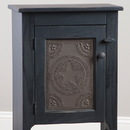 Irvin's Tinware 776RGSBT Regular Star Panel in Blackened Tin