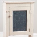 Irvin's Tinware 813CT Federal Panel in Country Tin