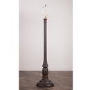 Irvin's Tinware 9201TESB Brinton House Floor Lamp Base Americana Espresso