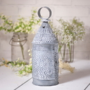 Irvin's Tinware K15-19WZ Baker's Lantern in Weathered Zinc