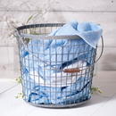 Irvin's Tinware K15-38WZ Large Wire Basket in Weathered Zinc