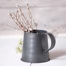 Irvin's Tinware K18-06BZ Decorative Mug in Antique Tin