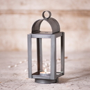 Irvin's Tinware K18-14BZ 8-Inch Cape Cod Mini Lantern in Antique Tin