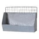 Irvin's Tinware K18-68WZ Kitchen Shelf in Weathered Zinc
