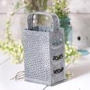 Irvin's Tinware K18-86GL 11-Inch Shredder in Galvanized Tin