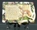 IWGAC 0111-3618 Deer Hunters Prayer Plaque