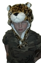 IWGAC 0126-10K-LEOPARD Kids Leopard Hat
