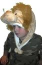 IWGAC 0126-10K-LION Kids Lion Hat